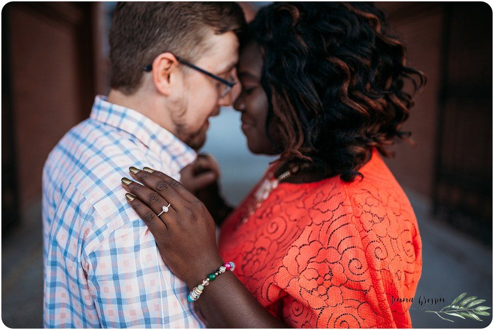 Vermont Engagement Photographer - Jenna Brisson Photography