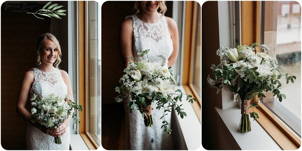 Hotel Vermont Wedding - Jenna Brisson Photography
