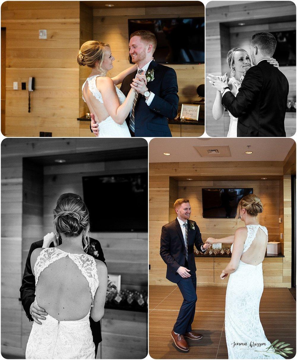 Hotel Vermont Wedding Reception