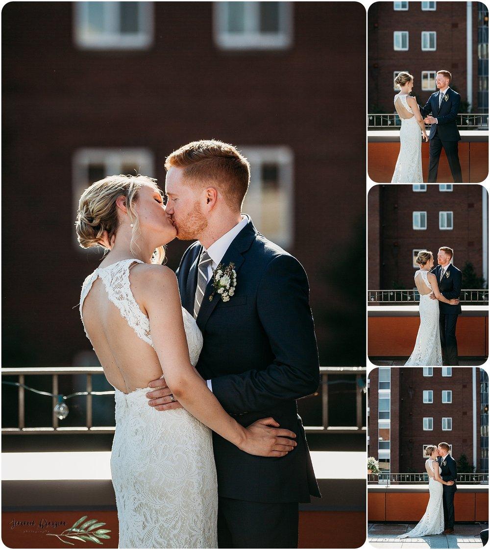 Hotel Vermont Wedding Ceremony