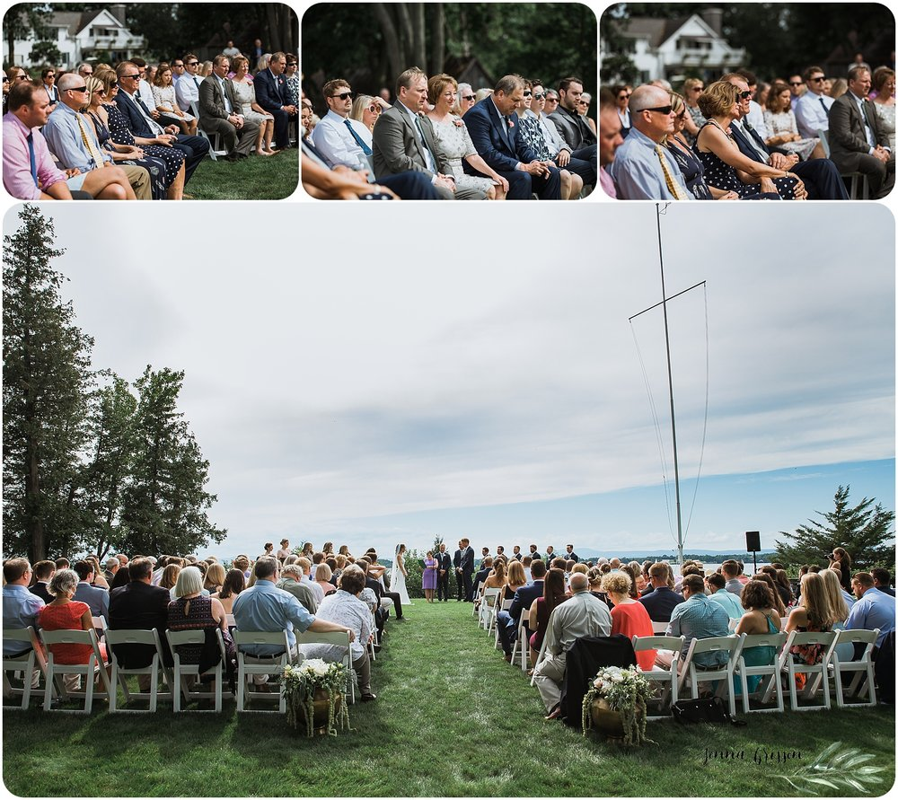 Ferry Watch Inn Vermont Wedding Photography