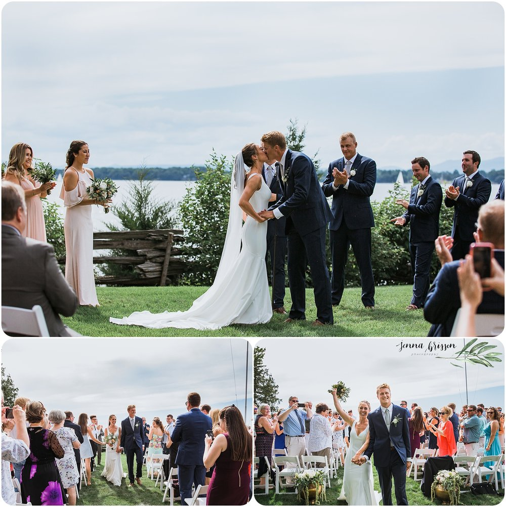 Vermont Wedding Photography - Jenna Brisson - Ferry Watch Inn, Vermont