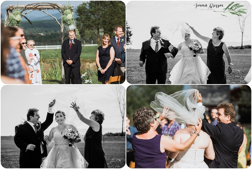 Tourterelle Wedding Photography