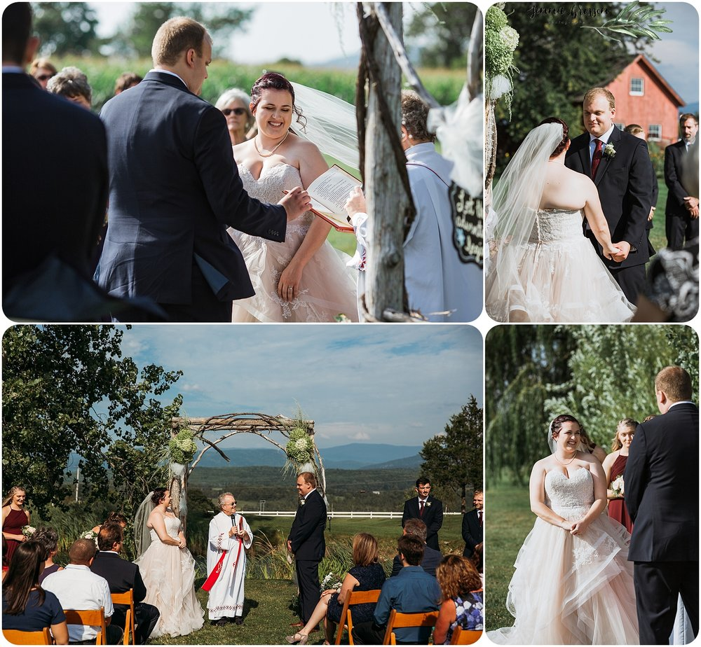 Summer Wedding - Tourterelle Restaurant and Inn