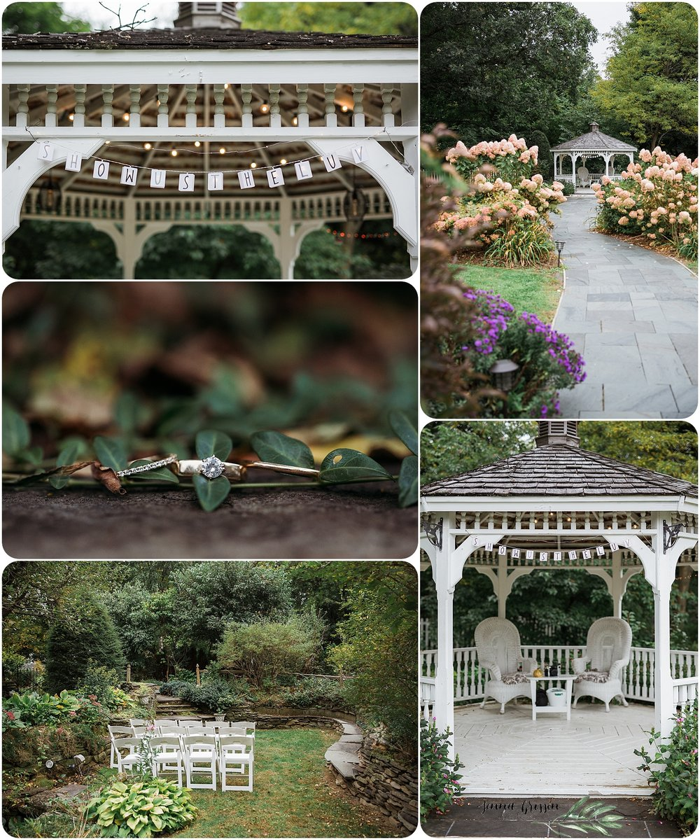 Intimate Elopement - Vermont Wedding Photography - The Lilac Inn