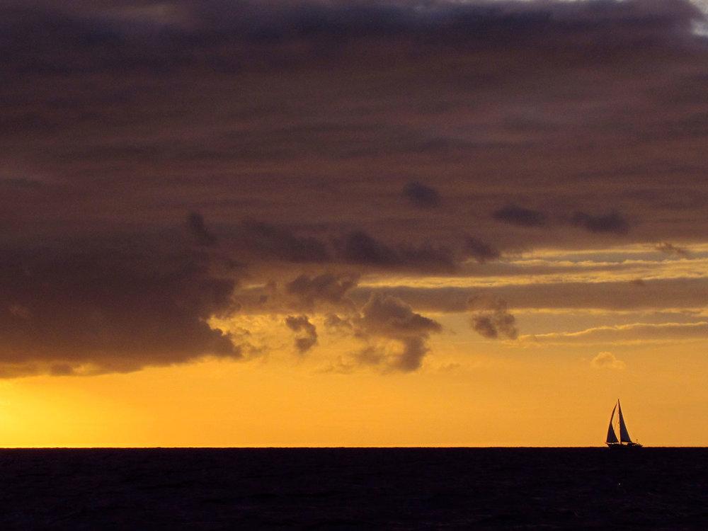 wendy mitman clarke still water bending cruising world bahamas sailing