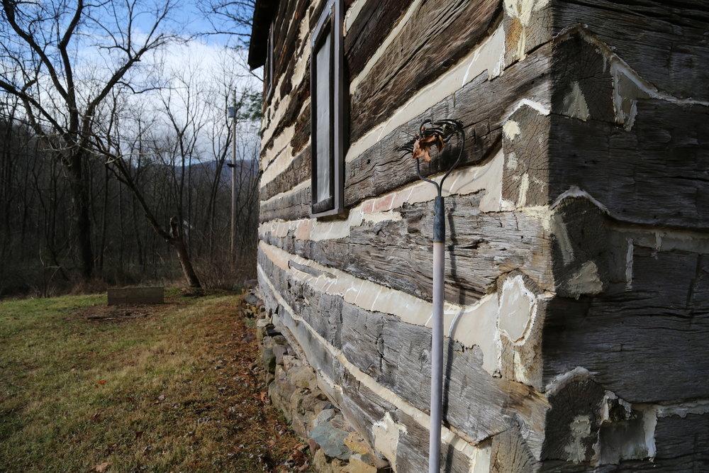 The Robert Humphries Potomac Appalachian Trail Club Cabin