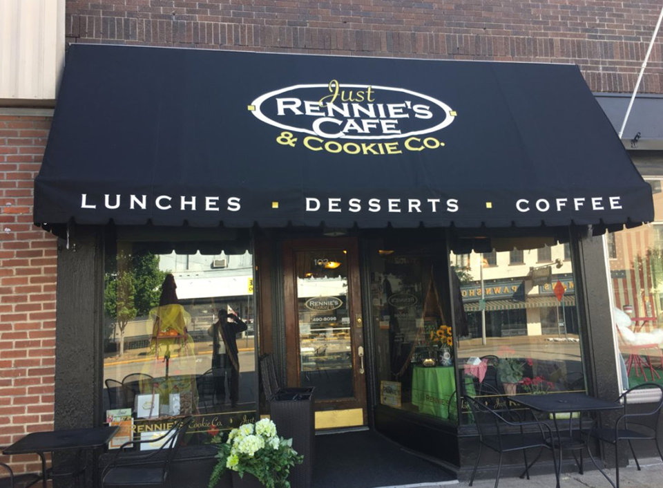 JUST RENNIE'S CAFE & COOKIE CO.