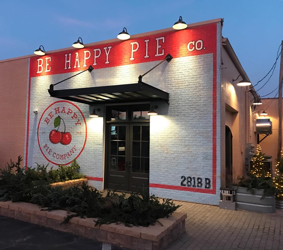 BE HAPPY PIE CO.