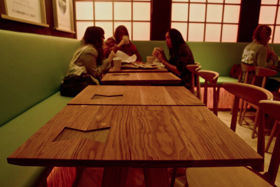 Zushi Bar Table