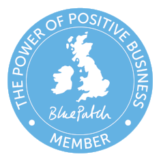 We are members of Blue Patch - a sustainable marketplace for UK eco and ethical design.
