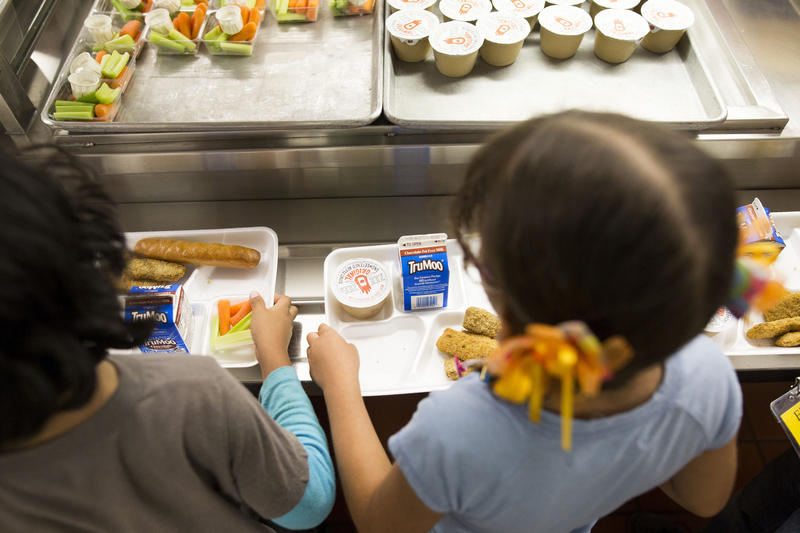 School's Out, But That Doesn't Mean Free Lunches Are Off The Table