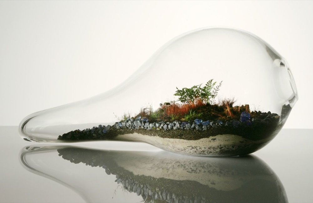 "Terrariums Let Anyone Create a ""Perfect World"" in Their Own Apartment"
