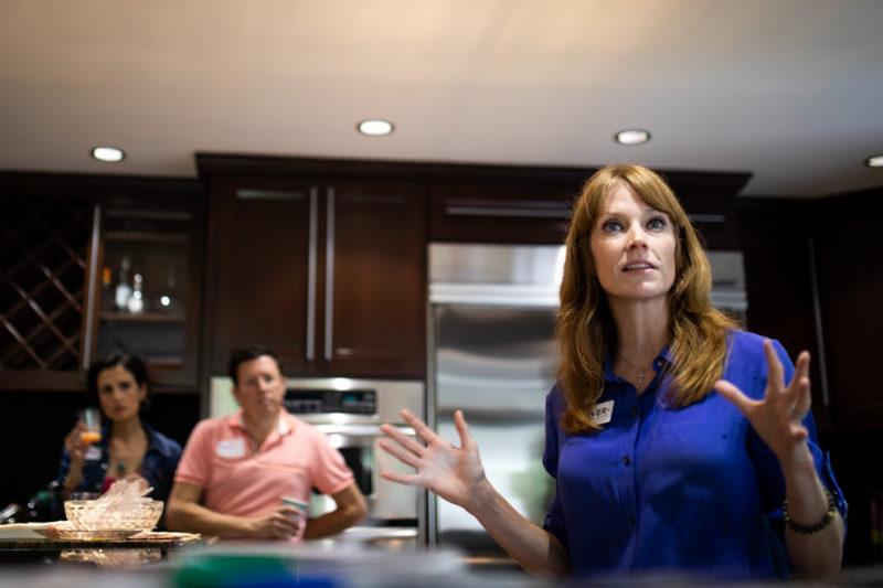 Despite Dynamic Campaign, Julie Oliver Faces Uphill Battle for Congress