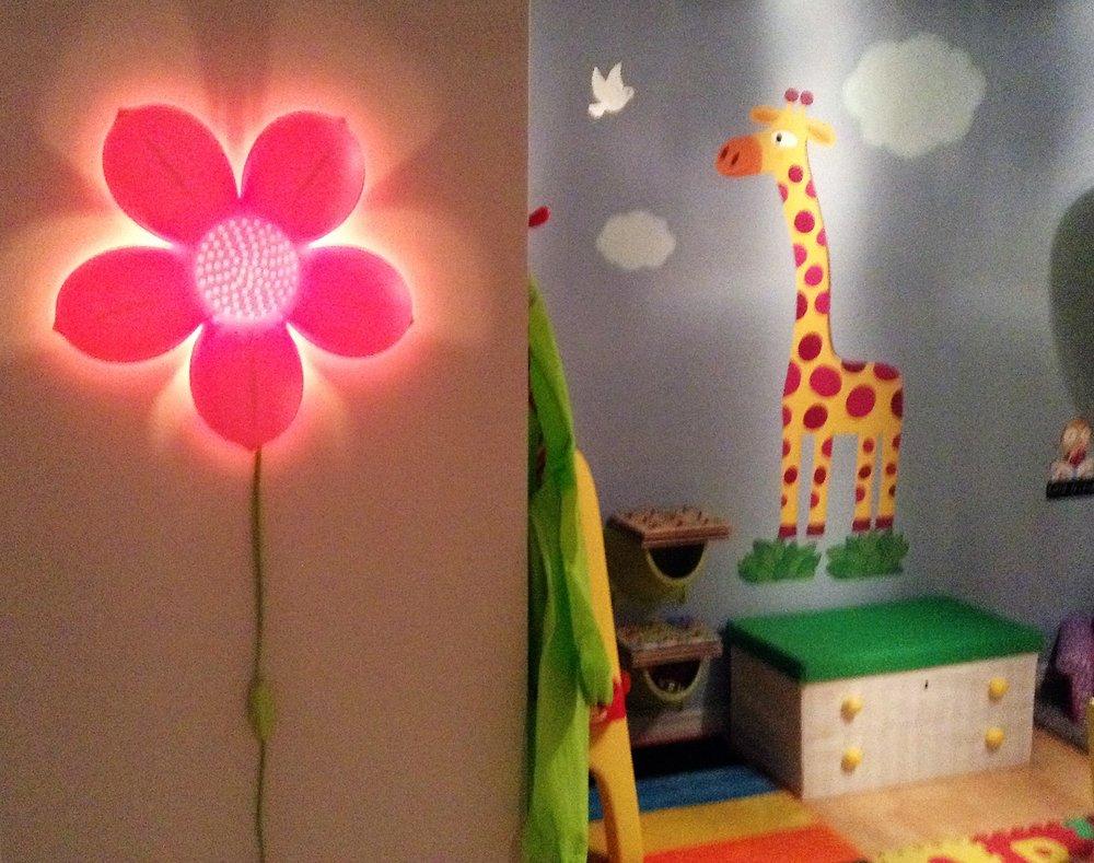 Décor Salle De Jeux déco- salle de jeux pour les petits-enfants — 55 fois plus belle