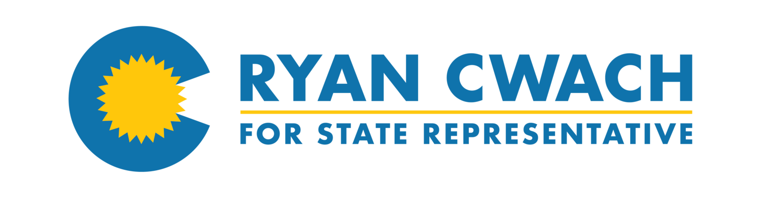 Ryan Cwach for SD State Representative