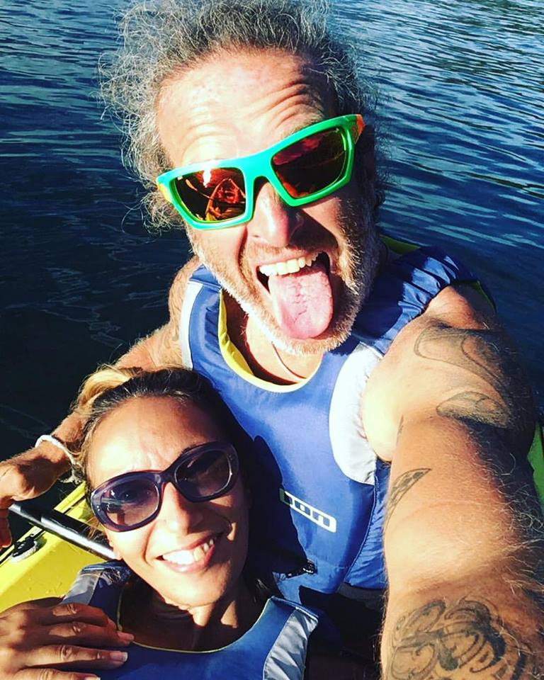 Diego and Nicoletta A matter of 'Right place at the right time' brought us together. They run the awesome the Kitecenter Globe Kiter at Lake Como and really supported our project before, during and after. Diego also made 3rd place. Make sure you have a look at their aftermovie from 2017 in their Gallery.