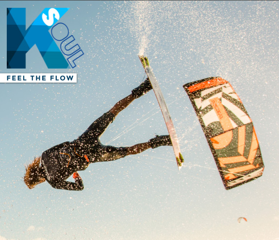 KITESOUL MAGAZINE   Issue number 17 (Page46) features the story of Diego Facchetti and his experience at the KiteDownwind. A Must read !