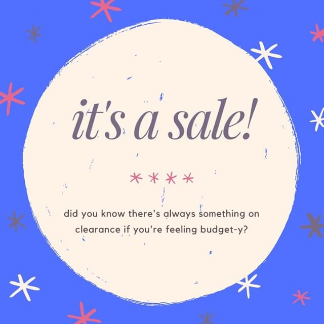 We love you, bargain hunters. xoxo  https://www.etsy.com/shop/CowboyandCricket?ref=l2-shopheader-name&section_id=23311664  #sale #etsy #smallbiz #candles #womenowned #discount