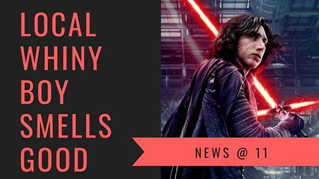He'll never hold a candle to Darth Vader  But you can melt him: https://www.etsy.com/shop/CowboyandCricket/items?search_query=kylo  idk man  #kyloren #starwars #theforceawakens #thelastjedi #adamdriver #kylux