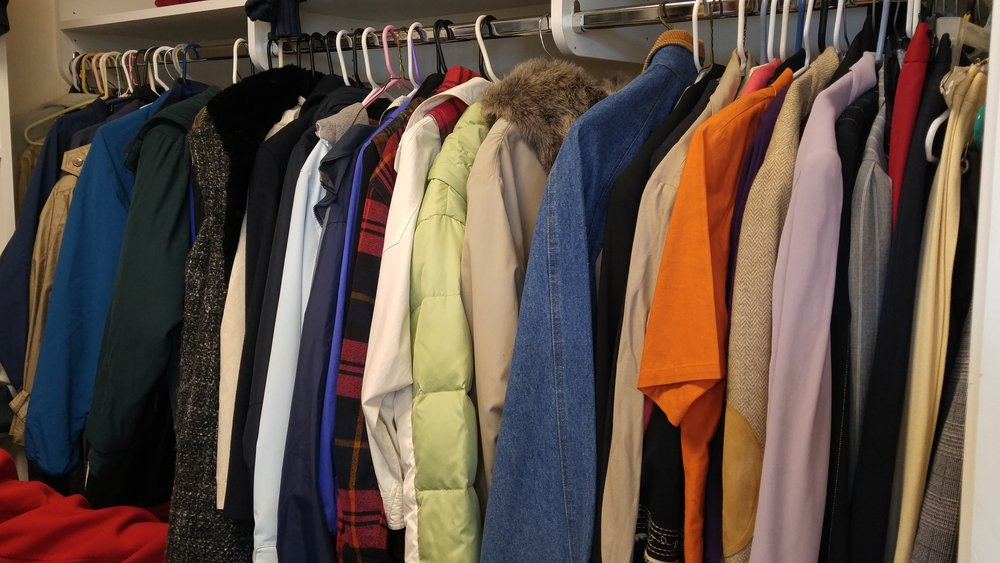 CLothing Closet -