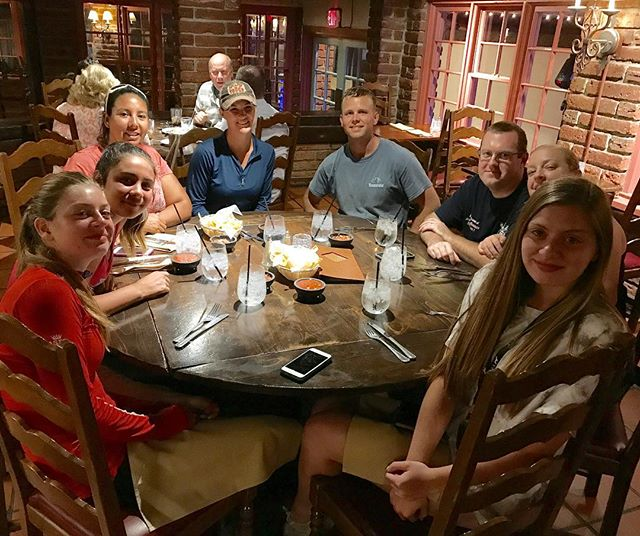 Finally at dinner after a long show day! Congrats to everyone at the SCPHA Show!  Congrats to--- Devon Martin on Repeat After Mee! Trail-two 1sts, Horsemanship-three 1sts, Pleasure 4th  Kayla Bowmer on Notice I'm Packin! Trail-1st, horsemanship-1st &3rd, pleasure-3rd  Kayla Mcquaig on Repeat After Mee! Trail-Two 1sts. On Notice I'm Packin! Trail-two 1sts, pleasure-2nd  Liz Pitz on Justa Radical Hotrod! Trail-1st & 2nd, horsemanship-two 1sts, country pleasure 1st, western pleasure 2nd  #kbperformancehorses #repeataftermee #noticeimpackin #justaradicalhotrod #scpha #pcha #aqha #apha #phba #ptha #barnfamily #congrats #newportbeach #sanjuancapistrano #horseshow #showing #lessons #sales #horses #quarterhorse #paint #pinto #sundayfunday #trail #horsemanship #pleasure