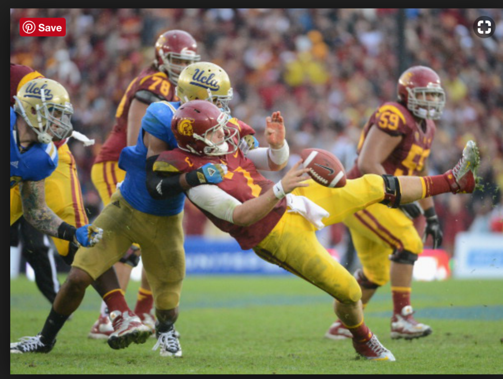 Tickets to UCLA Versus USC at the Rose Bowl