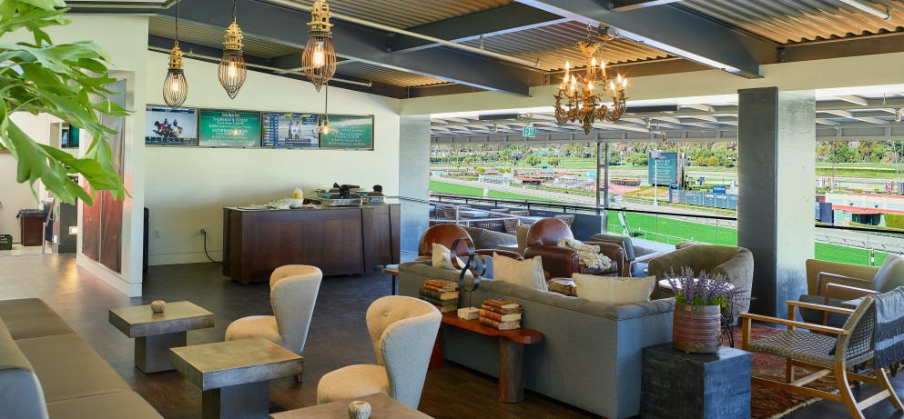 Santa Anita Race Track VIP Experience