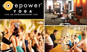 1-YR Membership at CorePowerYoga