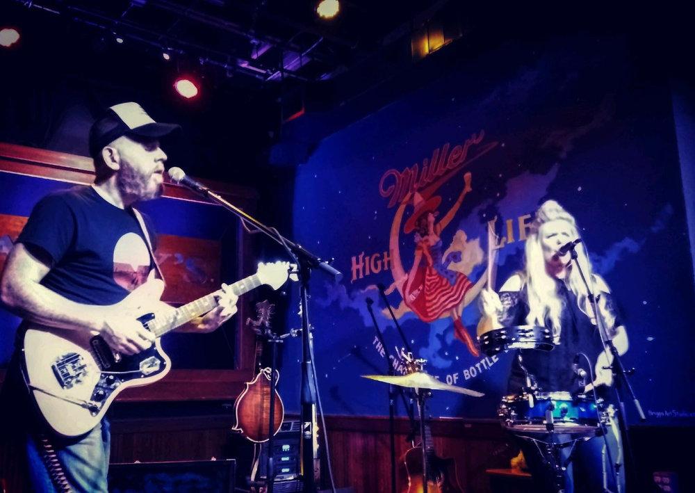 live at Barley's Knoxville, TN 2017