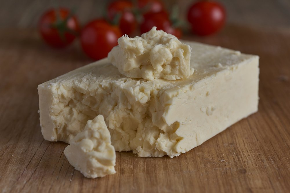White Cheshire - Joseph Heler Cheese