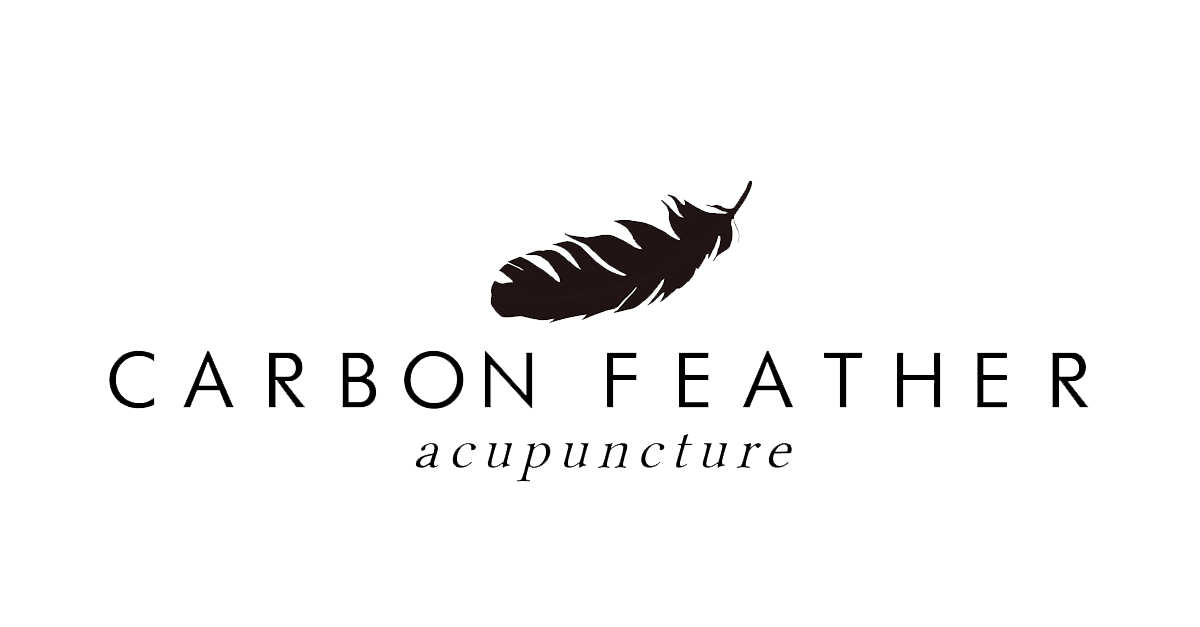 Carbon Feather Acupuncture