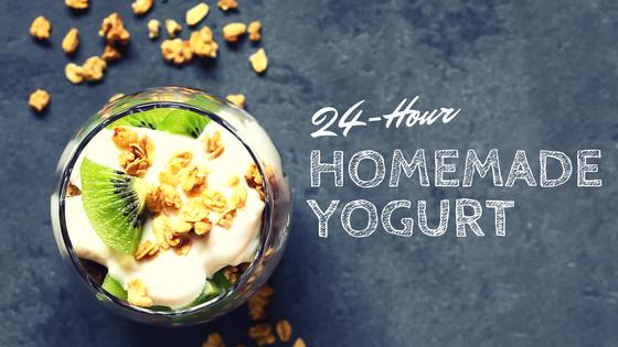 24-Hr Yogurt. Low In Lactose. Full Of Probiotics | Acupuncture - Victoria BC