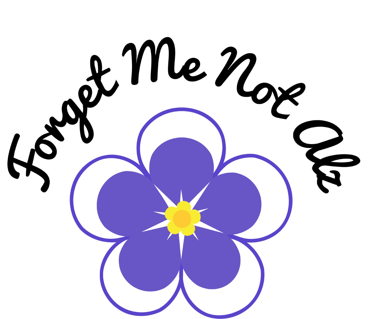 Forget Me Not Alz
