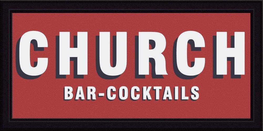 Church bar Brooklyn