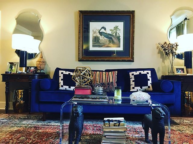 Digging this eclectic BR condo design. Enjoy combining artifacts from around the globe & pairing distinct design styles.#interiordesign#batonrougeinteriors#interiors#styling#design#homedecor#midcenturymodern#antiques#traditionalstyle#contemporary#asia#india#france#traveldecor#homedecor#uniquestyle#louisianadesigner#johnjamesaudubon#midcitybatonrouge #cabellcooperdesign