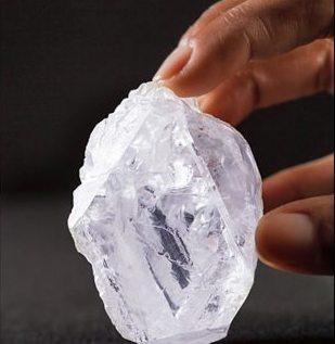 el segundo diamante más grande de la historia