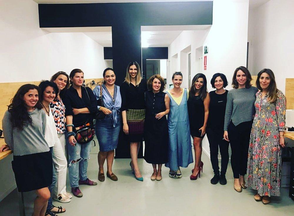 Mujeres brillantes España