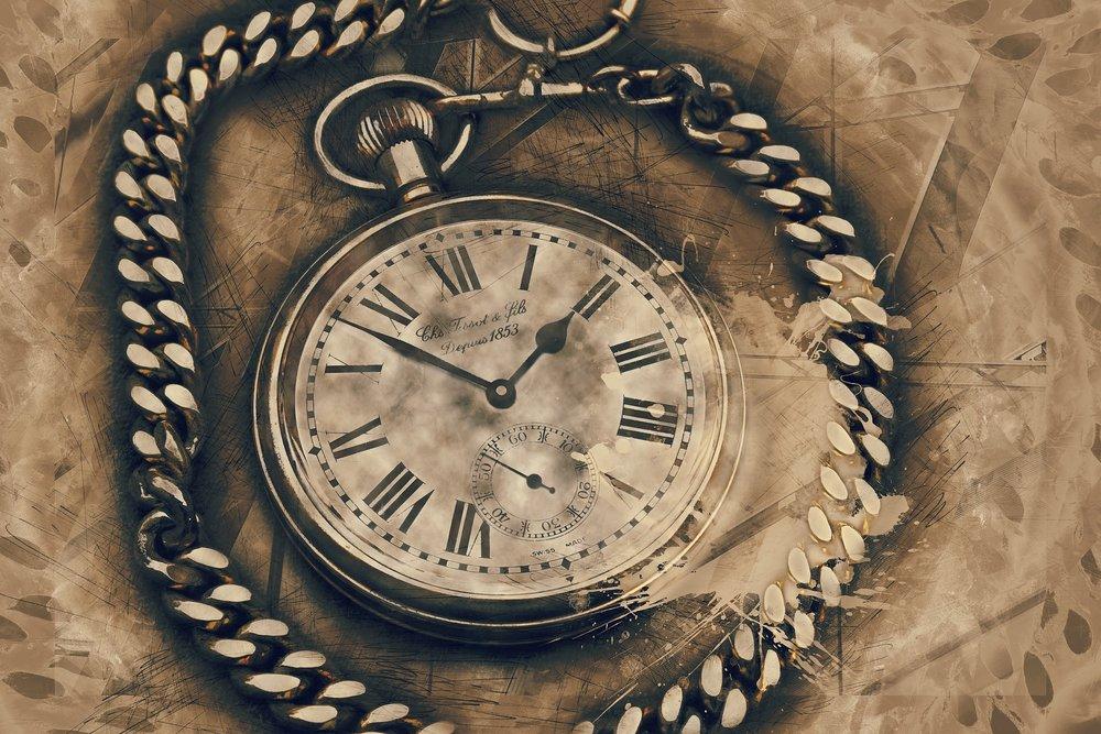 Reloj de bolsillo, tasación de joyas y antigüedades