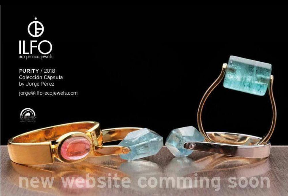 Aguamarinas, meteoritos, moldavitas, ilfo jewels