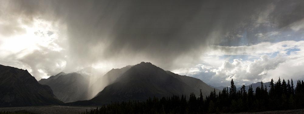 Spring Creek - Kluane National Park,Yukon, Canada