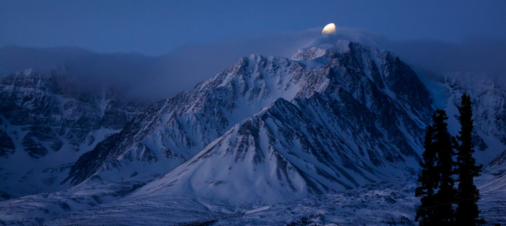 St. Elias Mountains, Yukon, Canada