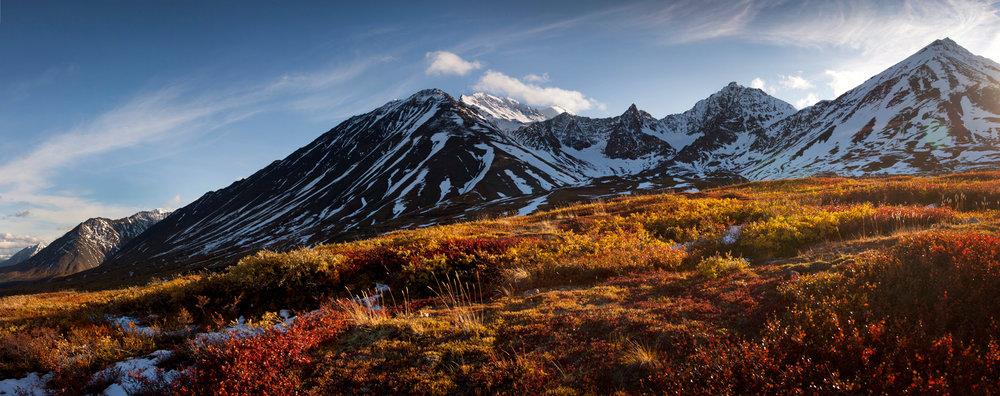 Auriol Range - Kluane National Park, Yukon, Canada