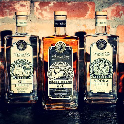 Detroit City Distillery -