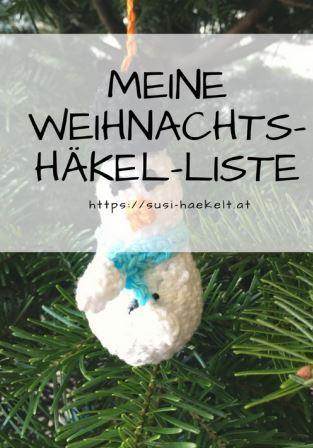 Weihnachts-Häkel-Liste Blogtitel