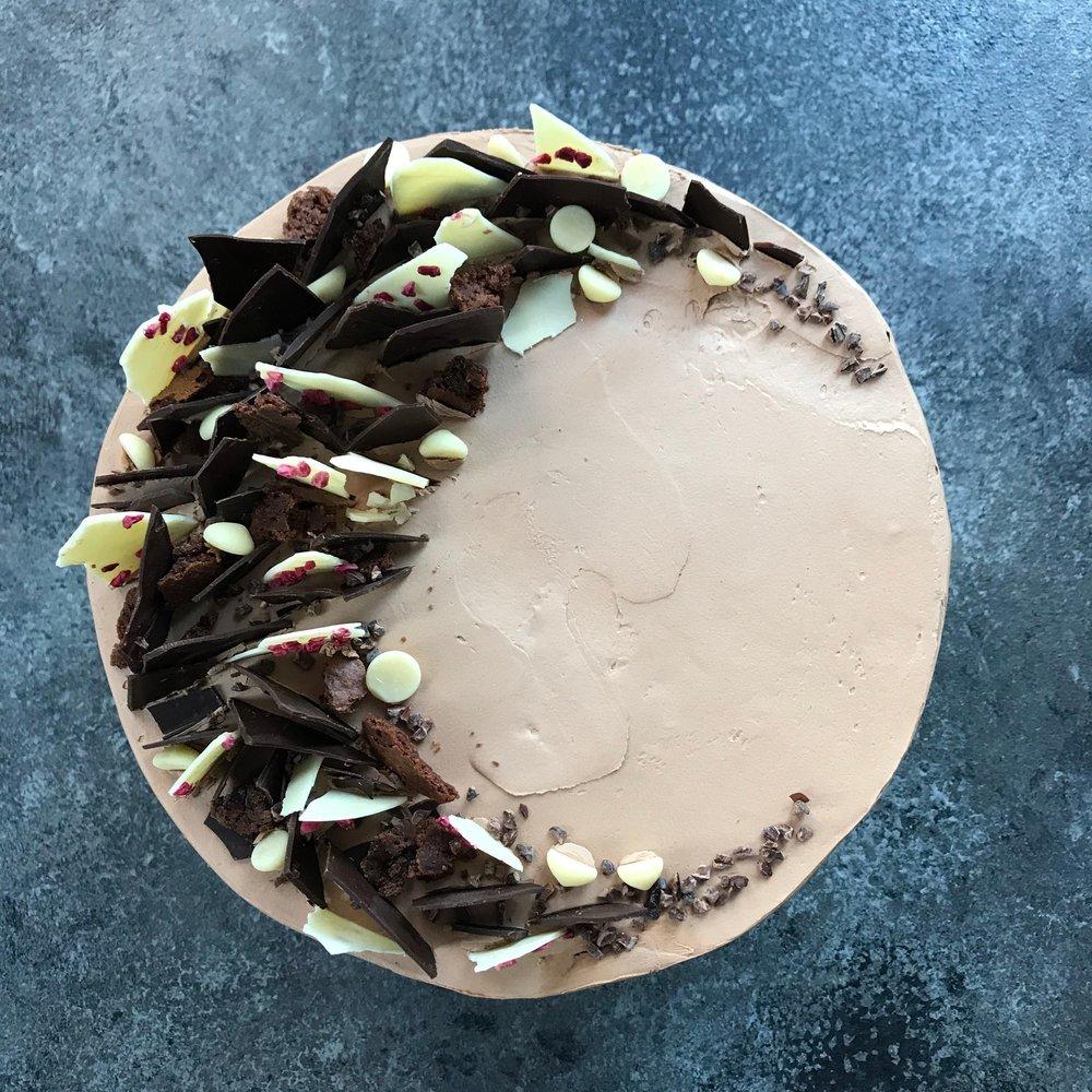 Chocolate Fudge Cake  from £45.00