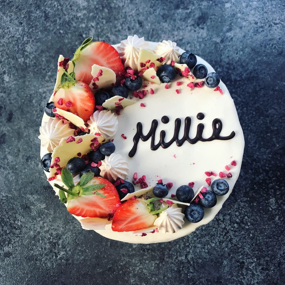 'Berries' Cake  from £65.00