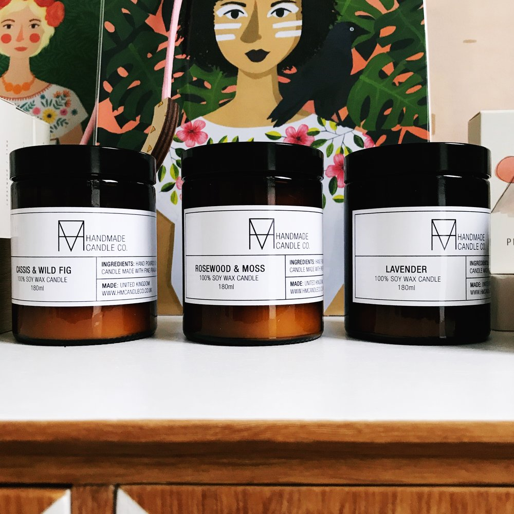 ourstorytime.co.uk | scented soy wax candles | natural candles | handmade candles | apothecary candles