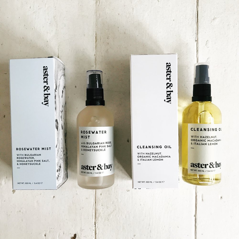 ourstorytime.co.uk | aster & bay organic beauty | natural skincare | gorgeous packaging