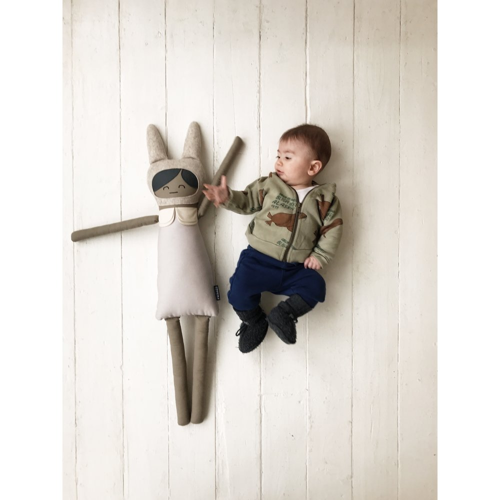 handmade dolls | curious gifts | gorgeous children's toys | ourstorytime.co.uk